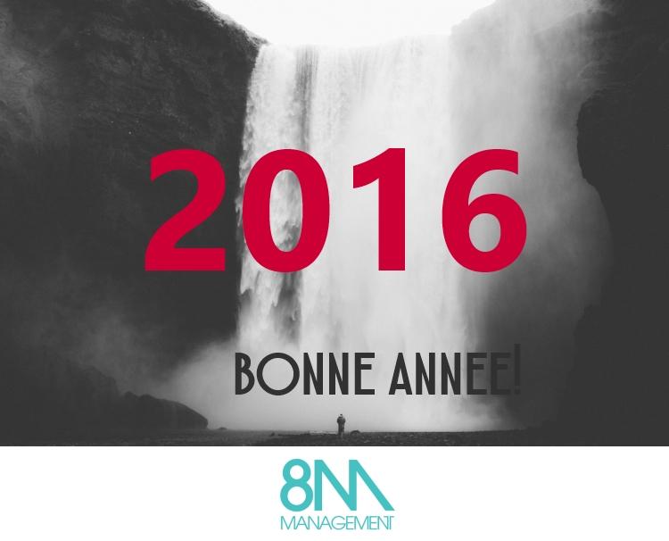 Bonne Année 2016 8M Management