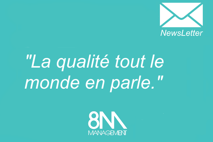 NewsLetter Qualite 8M Management