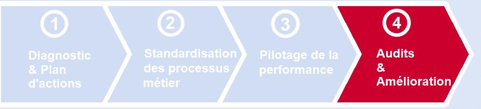 Audit amélioration 8M Management