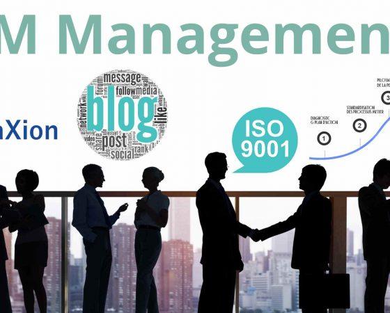 Conseil, audit, formation en management de la qualité