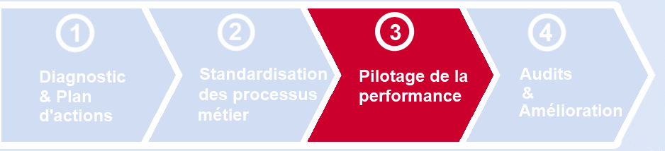 pilotage performance 8m Management