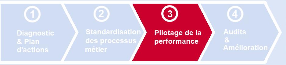 pilotage performance 8m Management