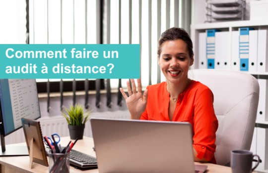 Comment faire un audit à distance?